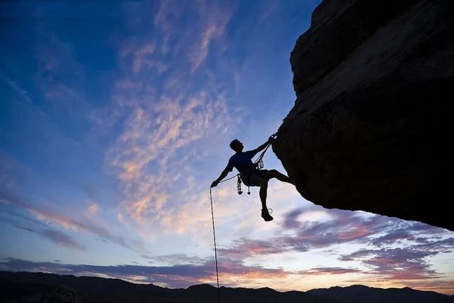 攀登中的绳结全收录