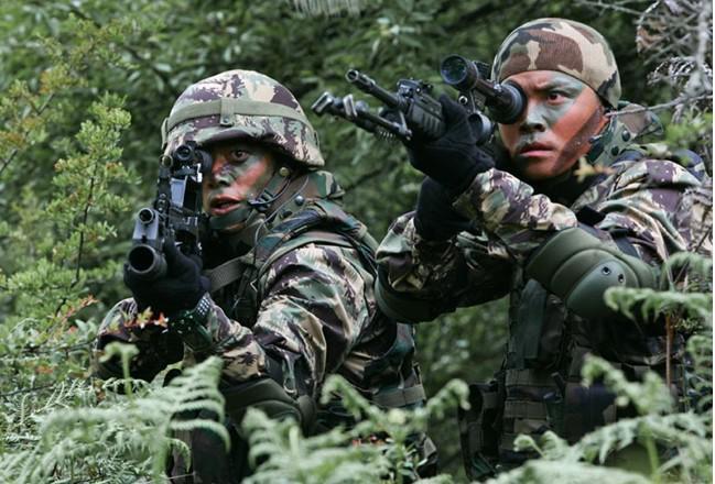 真人CS野战课程
